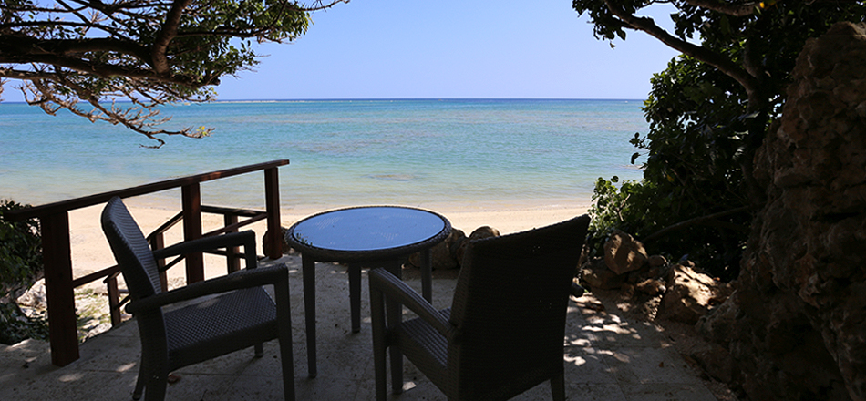 沖縄リゾートホテル:百名伽藍